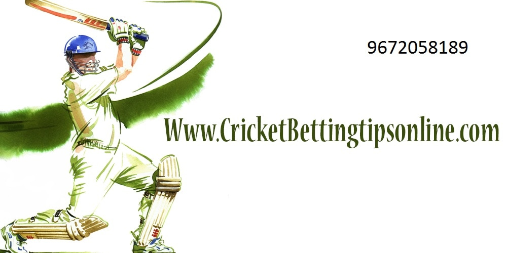 Meaning of odds in cricket betting